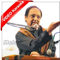 Saaqi Sharab La - Mp3 + VIDEO Karaoke - Ghulam Ali