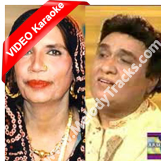 Goriye main jana perdes - Mp3 + VIDEO Karaoke - Pervez - Reshma