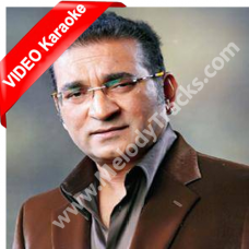 Kabhi Yaadon Mein Aaun - Mp3 + VIDEO Karaoke - Abhijeet