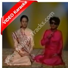 Haaye Meri Angoothiyan - MP3 + VIDEO Karaoke - Parody - PTV