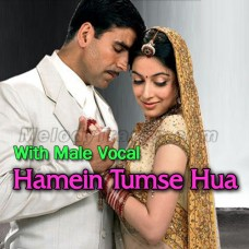 Hamein Tumse Hua Hai Pyar - With Male Vocal - Karaoke Mp3 - Udit Narayan - Alka Yagnik