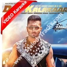 Desi kalakaar - Mp3 + VIDEO Karaoke - Honey Singh