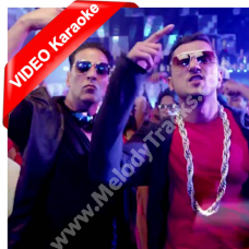 Party All Night - Mp3 + VIDEO Karaoke - Honey Singh