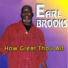 How Great Thou Art - Caribbean - Karaoke Mp3 - Earl Brook - Something Nice 2008