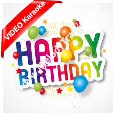 Badhai ho janam Din Ki - Mp3 + VIDEO Karaoke - Happy Birthday