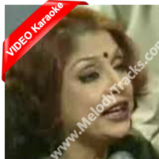Hum Tum Jahan Mile Thay - Mp3 + VIDEO Karaoke - Shehnaz Begum