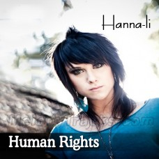 Human Rights - The Beginning - Mp3 Karaoke - Hanna li