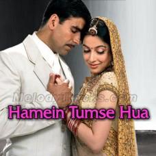 Hamein Tumse Hua Hai Pyar - Karaoke Mp3 - Udit Narayan - Alka Yagnik