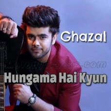 Hungama Hai Kyun Barpa - Surk Shetra 2012 - Karaoke Mp3 - Yashraj Kapil