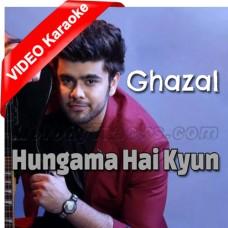 Hungama Hai Kyun Barpa - Surk Shetra 2012 - Mp3 + VIDEO Karaoke - Yashraj Kapil