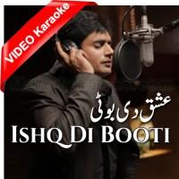Ishq Di Booti - MP3 + VIDEO Karaoke - Abrar ul Haq - Coke Studio