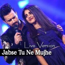 Jabse Tu Ne Mujhe Deewana Bana Rakha - Live Version - Karaoke Mp3 - Atif Aslam - Qb