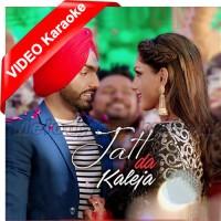 Jatt Da Kaleja Cheer Gayi - Mp3 + VIDEO Karaoke - Ammy Virk - Punjabi Song