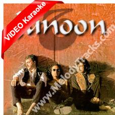 Junoon se aur ishq se - Mp3 + VIDEO Karaoke - Junoon