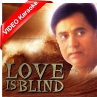 Kabhi Khamosh Baithoge Kabhi Kuchh - Mp3 + VIDEO Karaoke - Jagjit Singh