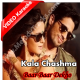 Kala Chashma - Baar Baar Dekho - Mp3 + VIDEO Karaoke - Amar Arshi - Badshah - Neha Kakkar