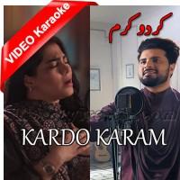 Kardo Karam - Sufi Kalam - Mp3 + VIDEO Karaoke - Nabeel Shaukat Ali - Sanam Marvi