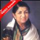 Aye malik tere bande - Mp3 + VIDEO Karaoke - Lata - Do Ankhen Barah Haath 1957