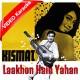 Laakhon Hain Yahan Dilwale - Mp3 + VIDEO Karaoke - Mahendra Kapoor - Kismat 1968