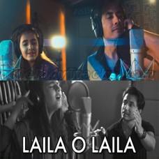 Laila O Laila - Karaoke Mp3 - Ali Zafar - Urooj Fatima