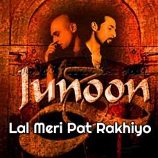 Lal Meri Pat Rakhiyo - Karaoke Mp3 - Junoon Band