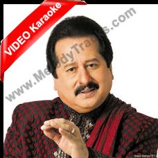Aaj phir tum pe pyar - Mp3 + VIDEO Karaoke - Punkaj Udhas - Dayavan