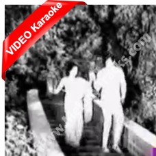 Mere seene pe sar rakh do - Mp3 + VIDEO Karaoke - Bashir Ahmed