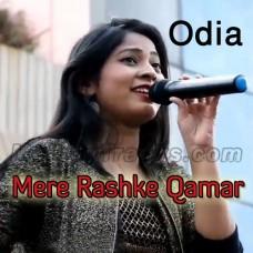 Mere Rashke Qamar - Odisha - Karaoke Mp3 - Rojalin Sahu - At Pathostav Bhubaneswar