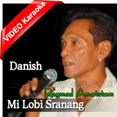 Mi Lobi Sranang - Danish Language - Mp3 + VIDEO Karaoke - Ragmad Amatstam
