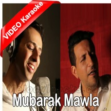 Mubarak Mawla - Golden Jubilee - Mp3 + VIDEO Karaoke - Salim Sulaiman
