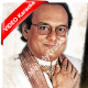 Kahin chand rahon mein - Mp3 + VIDEO Karaoke - Chandan Das