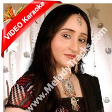 Dhar Kar - Mp3 + VIDEO Karaoke - Naghma Naz - Saraiki