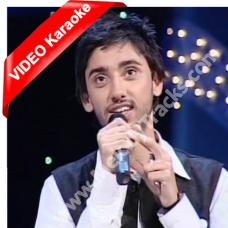 Kadi aa mil sanwal yaar - Mp3 + VIDEO Karaoke - Amanat Ali