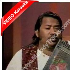 Ya Ali tere har malang di khair - Mp3 + VIDEO Karaoke - Nazakat Ali