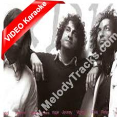 Neend na aaye - Mp3 + VIDEO Karaoke - Fuzon