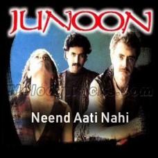 Neend Aati Nahi - Karaoke Mp3 - Junoon