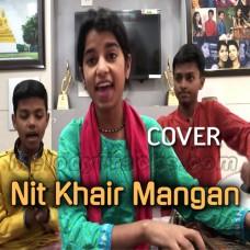 Nit Khair Mangan - Cover - Karaoke Mp3 - Maithili Thakur - Sufi