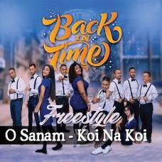 O Sanam - Koi Na Koi - Dil Tera Deewana - Medley - Karaoke Mp3 - Sathyam Matadin - Tamil / Bhojpuri