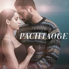 Pachtaoge - Karaoke Mp3 - Arijit Singh - Jaani Ve