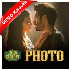 Photo - Mp3 + VIDEO Karaoke - Karan Sehmbi - Luka Chupi
