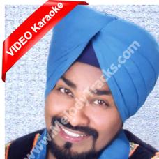 De de gera - Mp3 + VIDEO Karaoke - Balvir Boparai - Punjabi Bhangra