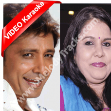 Ramta Jogi - Mp3 + VIDEO Karaoke - Sukhwinder - Sadhna Sargam - 1999