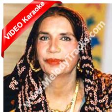 Ve Main Chori Chori Tere Naal - Mp3 + VIDEO Karaoke - Reshma