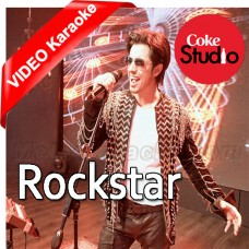 Rockstar - Mp3 + VIDEO Karaoke - Ali zafar - Coke Studio