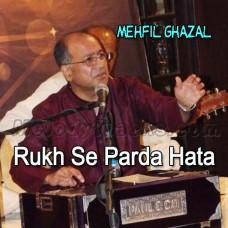 Rukh Se Parda Hata De Saqiya - Improvized Version - Karaoke Mp3 - Rizwan Wali Muhammad