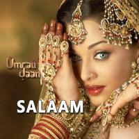 Salaam - Karaoke Mp3 - Alka Yagnik - Umrao Jaan