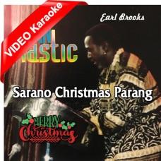 Sarano Christmas Parang - Caribbean - Mp3 + VIDEO Karaoke - Earl Brook