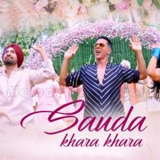 Sauda Khara Khara - Karaoke Mp3 - Sukhbir Singh - Diljit Dosanjh