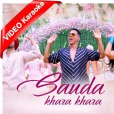 Sauda Khara Khara - Mp3 + VIDEO Karaoke - Sukhbir Singh - Diljit Dosanjh