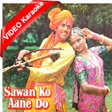 Sawan Ko Aane Do - Mp3 + VIDEO Karaoke - Jaspal Singh